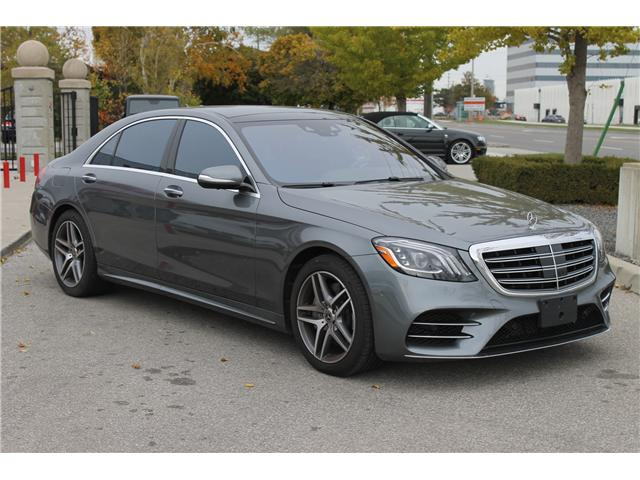 2018 Mercedes-Benz S-Class  (Stk: 91867) in Toronto - Image 3 of 22