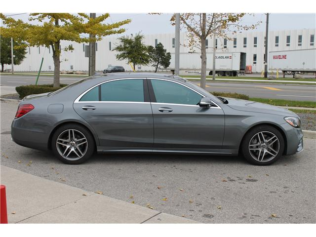 2018 Mercedes-Benz S-Class  (Stk: 91867) in Toronto - Image 4 of 22