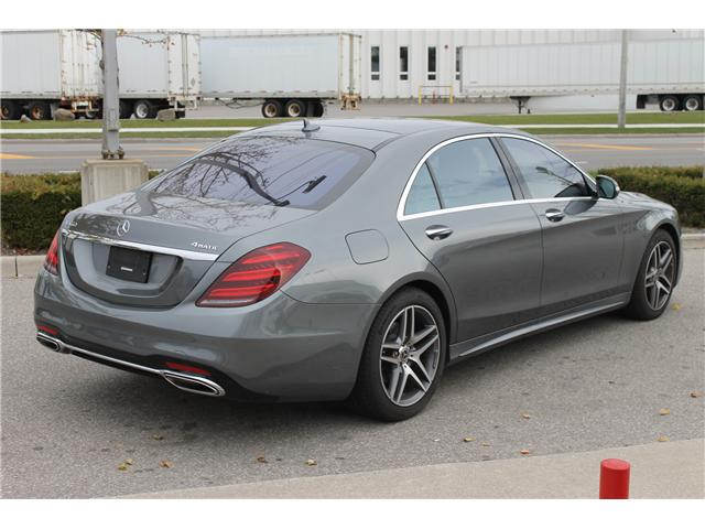 2018 Mercedes-Benz S-Class  (Stk: 91867) in Toronto - Image 5 of 22