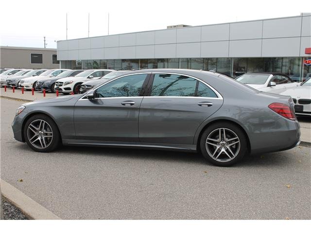 2018 Mercedes-Benz S-Class  (Stk: 91867) in Toronto - Image 8 of 22