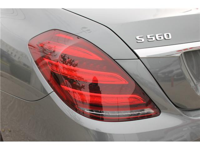 2018 Mercedes-Benz S-Class  (Stk: 91867) in Toronto - Image 10 of 22