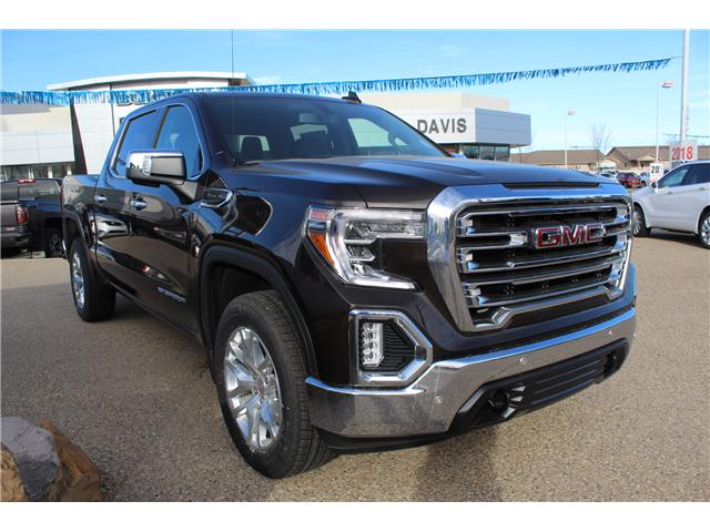 2019 GMC Sierra 1500 SLT (Stk: 168978) in Medicine Hat - Image 1 of 23