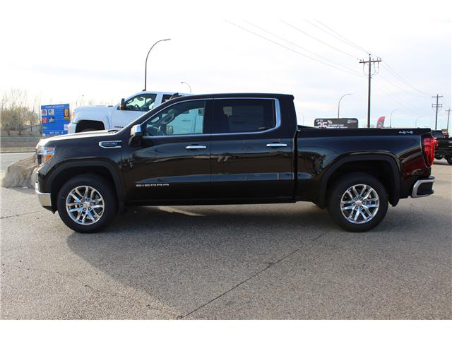 2019 GMC Sierra 1500 SLT (Stk: 168978) in Medicine Hat - Image 4 of 23