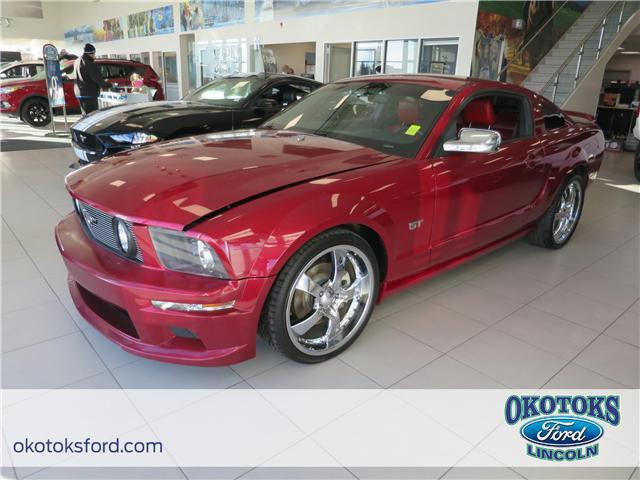 2005 Ford Mustang GT (Stk: C10913B) in Okotoks - Image 1 of 18