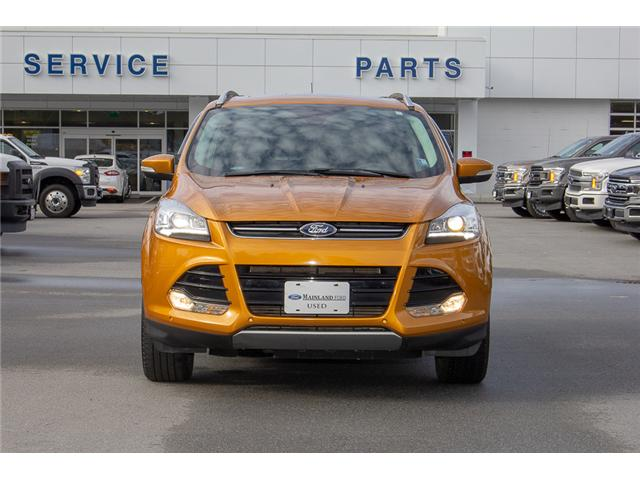 2016 Ford Escape Titanium (Stk: 8ES7487A) in Surrey - Image 2 of 29
