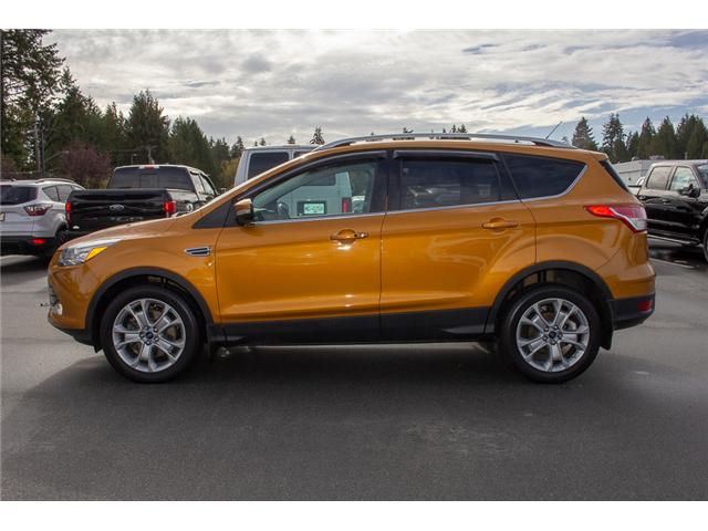 2016 Ford Escape Titanium (Stk: 8ES7487A) in Surrey - Image 4 of 29