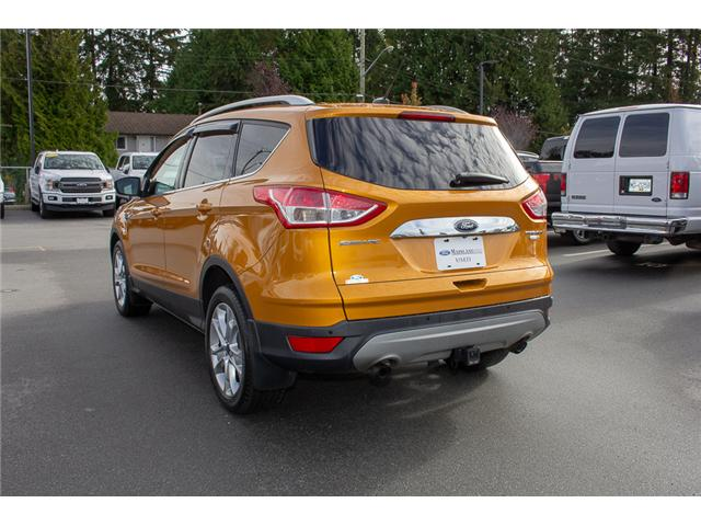 2016 Ford Escape Titanium (Stk: 8ES7487A) in Surrey - Image 5 of 29
