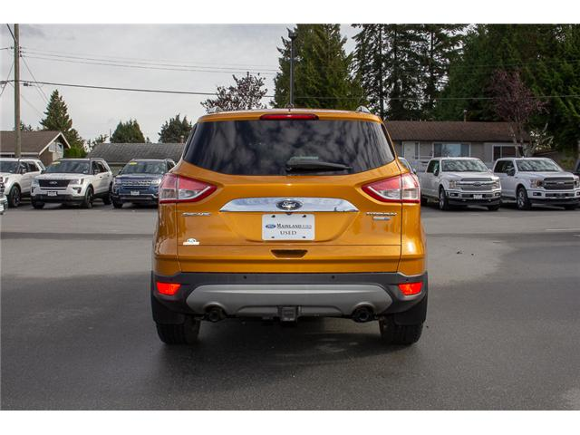 2016 Ford Escape Titanium (Stk: 8ES7487A) in Surrey - Image 6 of 29