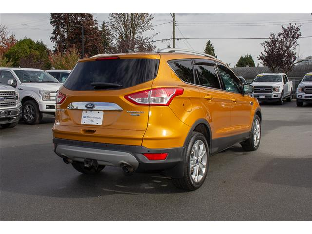 2016 Ford Escape Titanium (Stk: 8ES7487A) in Surrey - Image 7 of 29