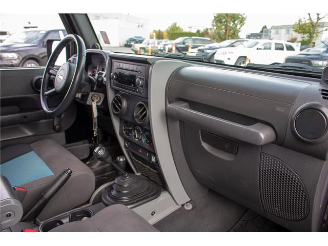 2010 Jeep Wrangler Sport (Stk: EE896140A) in Surrey - Image 10 of 18