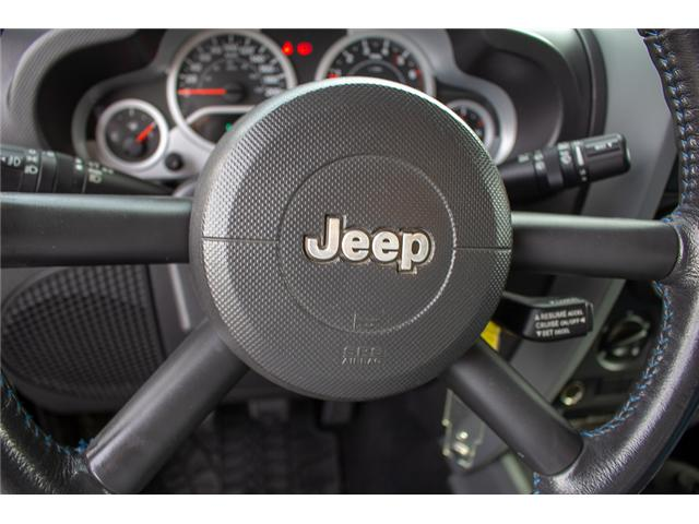 2010 Jeep Wrangler Sport (Stk: EE896140A) in Surrey - Image 14 of 18