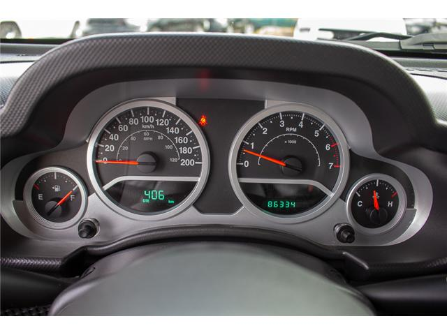 2010 Jeep Wrangler Sport (Stk: EE896140A) in Surrey - Image 15 of 18