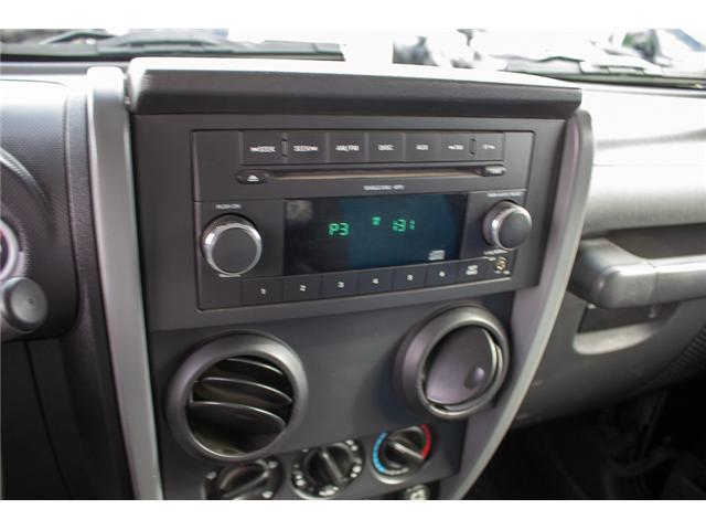 2010 Jeep Wrangler Sport (Stk: EE896140A) in Surrey - Image 16 of 18