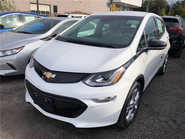 2019 Chevrolet Bolt EV LT (Stk: 4106437) in Markham - Image 1 of 5
