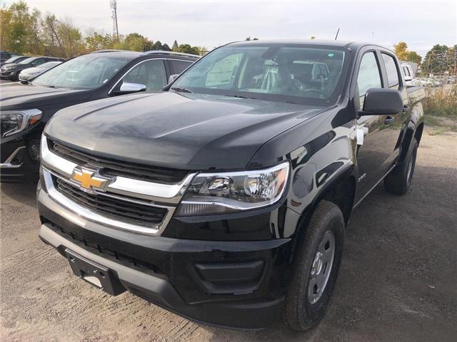 2019 Chevrolet Colorado WT (Stk: 139943) in Markham - Image 1 of 5