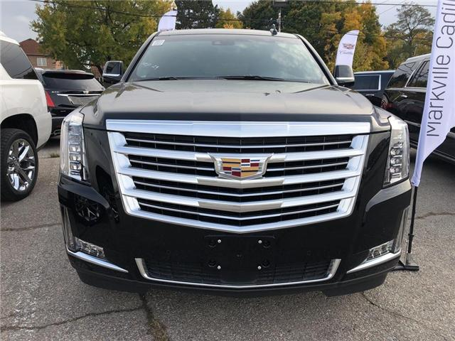 2019 Cadillac Escalade Platinum (Stk: R167844) in Markham - Image 2 of 5