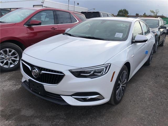 2019 Buick Regal Sportback Essence (Stk: 008380) in Markham - Image 1 of 5