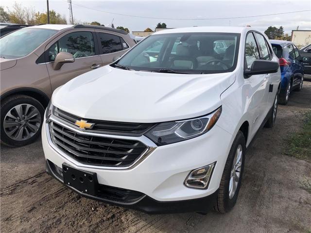 2019 Chevrolet Equinox LS (Stk: 158867) in Markham - Image 1 of 5