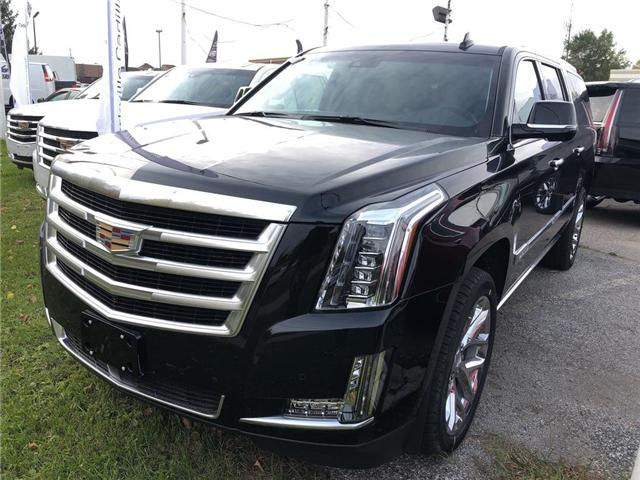 2019 Cadillac Escalade ESV Premium Luxury (Stk: 168924) in Markham - Image 1 of 5