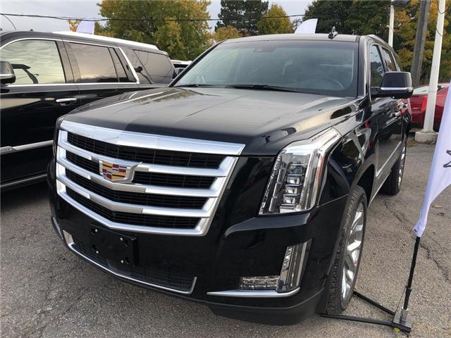 2019 Cadillac Escalade Premium Luxury (Stk: 168085) in Markham - Image 1 of 5