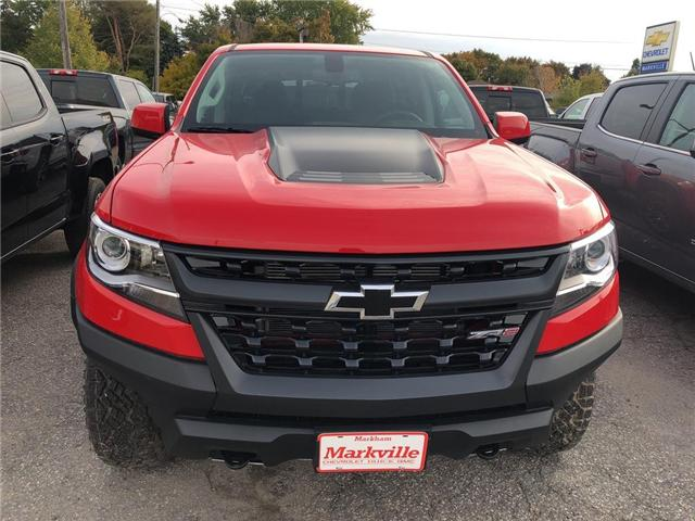 2019 Chevrolet Colorado ZR2 (Stk: 128137) in Markham - Image 2 of 5