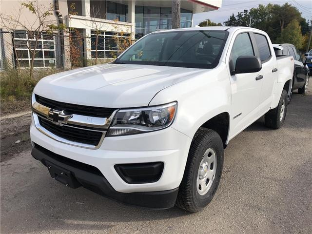 2019 Chevrolet Colorado WT (Stk: 129089) in Markham - Image 1 of 5