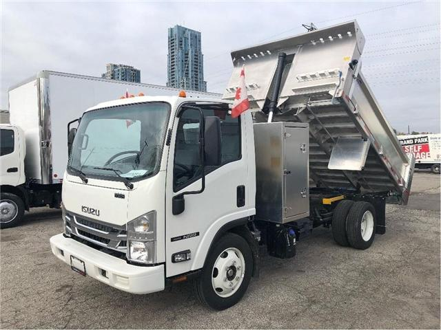 2018 Isuzu NRR New 2018 Isuzu With Aluminum Dump (Stk: DTI85054) in Toronto - Image 2 of 14