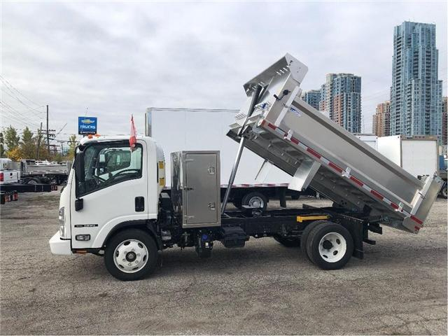 2018 Isuzu NRR New 2018 Isuzu With Aluminum Dump (Stk: DTI85054) in Toronto - Image 3 of 14