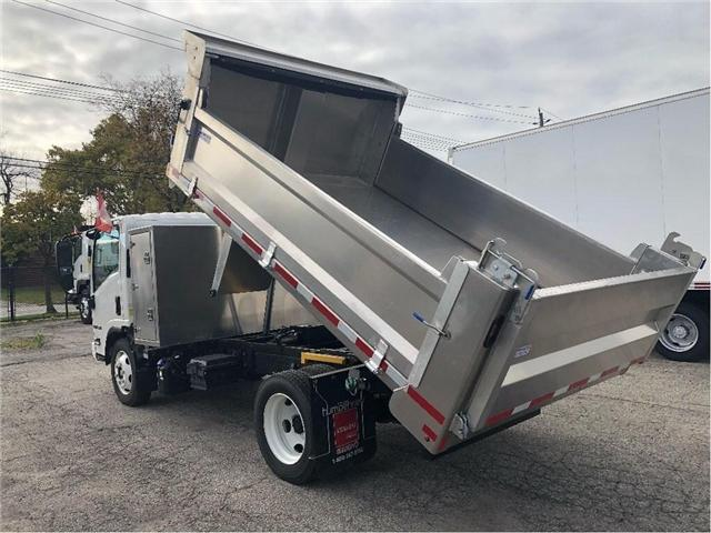 2018 Isuzu NRR New 2018 Isuzu With Aluminum Dump (Stk: DTI85054) in Toronto - Image 4 of 14