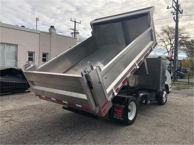 2018 Isuzu NRR New 2018 Isuzu With Aluminum Dump (Stk: DTI85054) in Toronto - Image 6 of 14