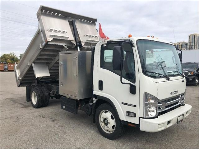 2018 Isuzu NRR New 2018 Isuzu With Aluminum Dump (Stk: DTI85108) in Toronto - Image 7 of 15