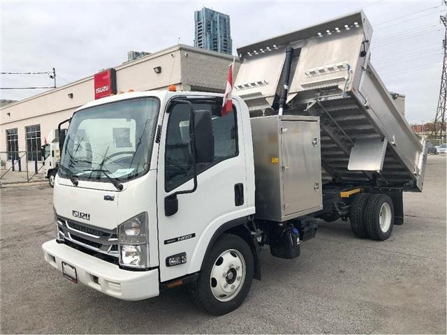 2018 Isuzu NRR New 2018 Isuzu With Aluminum Dump (Stk: DTI85108) in Toronto - Image 9 of 15