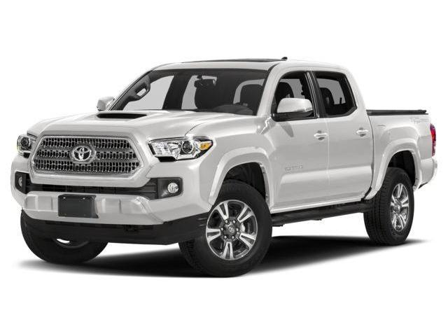 2019 Toyota Tacoma Limited V6 (Stk: N32118) in Goderich - Image 1 of 9