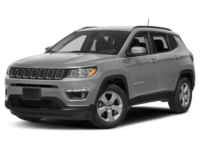 2019 Jeep Compass North (Stk: 191184) in Thunder Bay - Image 1 of 9
