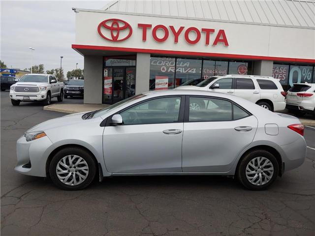 2018 Toyota Corolla  (Stk: P0054170) in Cambridge - Image 1 of 14