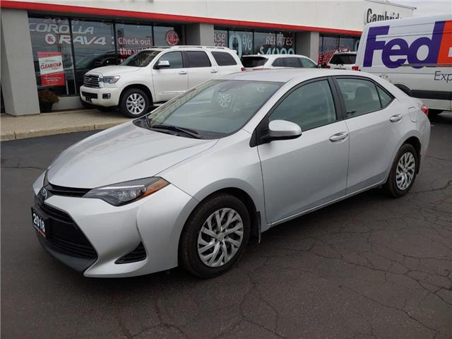 2018 Toyota Corolla  (Stk: P0054170) in Cambridge - Image 2 of 14