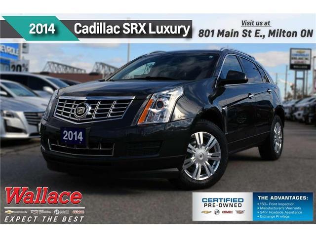 2014 Cadillac SRX 2.99%FINANCING FOR  60 MTH .LUXURY/AWD/SUNRF/NAV (Stk: 212824A) in Milton - Image 1 of 21