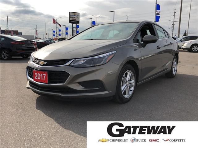 2017 Chevrolet Cruze LT Auto | SUNROOF | BOSE | HEATED SEATS| (Stk: PA17489) in BRAMPTON - Image 1 of 15