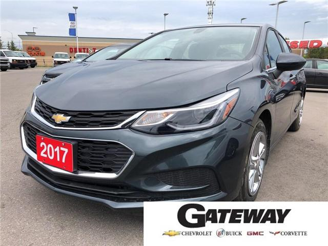2017 Chevrolet Cruze LT|DIESEL|One Owner|Back Up Camera|Bluetooth| (Stk: 166480A) in BRAMPTON - Image 1 of 15