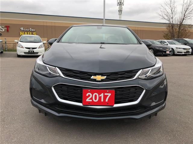 2017 Chevrolet Cruze LT|DIESEL|One Owner|Back Up Camera|Bluetooth| (Stk: 166480A) in BRAMPTON - Image 2 of 15