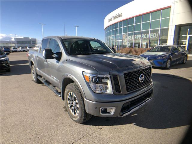 2018 Nissan Titan  (Stk: 2860328A) in Calgary - Image 2 of 15