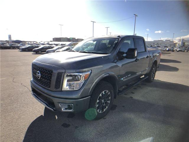 2018 Nissan Titan  (Stk: 2860328A) in Calgary - Image 4 of 17