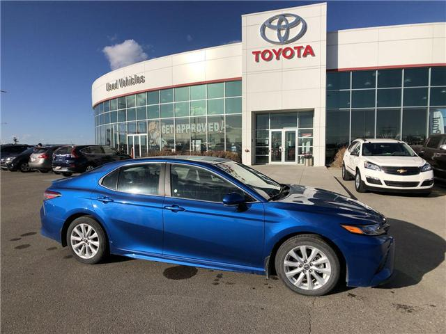 2018 Toyota Camry SE Upgrade Package (Stk: 284253) in Calgary - Image 1 of 15