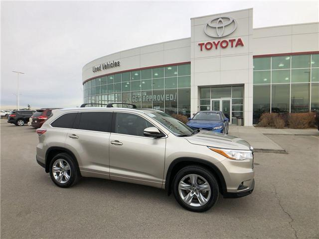 2016 Toyota Highlander  (Stk: 28S0364A) in Calgary - Image 1 of 18