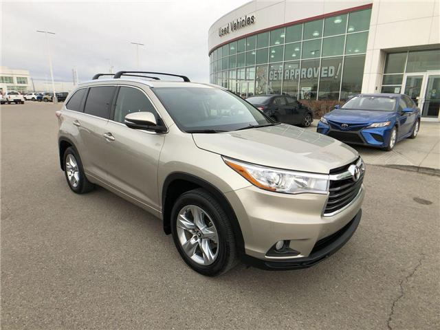 2016 Toyota Highlander  (Stk: 28S0364A) in Calgary - Image 2 of 18