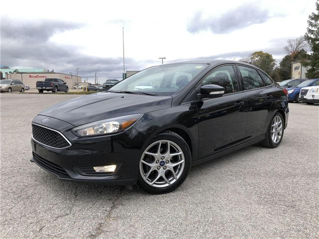 2015 Ford Focus SE (Stk: ES18944A) in Barrie - Image 2 of 30