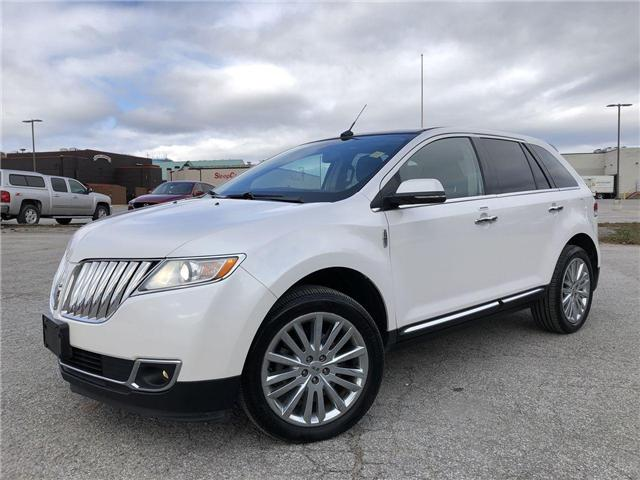 2014 Lincoln MKX Base (Stk: MC19043A) in Barrie - Image 2 of 30