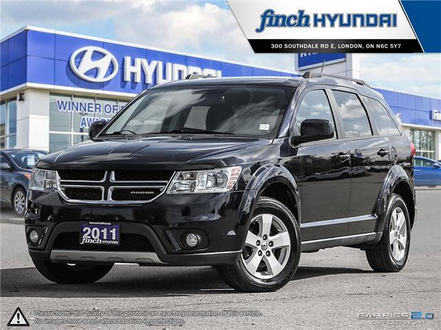 2011 Dodge Journey SXT (Stk: 84669) in London - Image 1 of 27