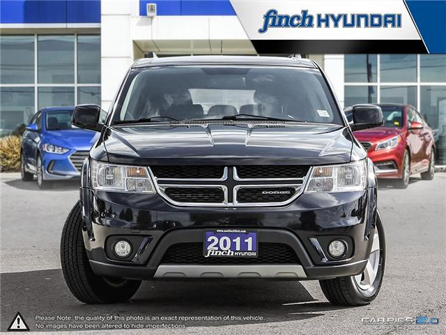 2011 Dodge Journey SXT (Stk: 84669) in London - Image 2 of 27