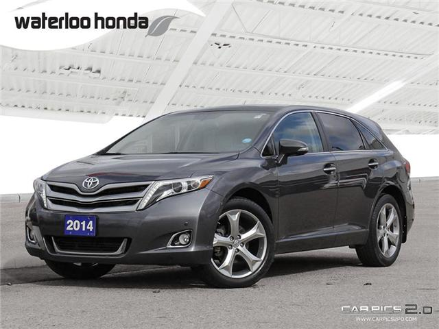 2014 Toyota Venza Base V6 (Stk: U4684) in Waterloo - Image 1 of 28